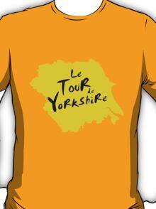 Le Tour de Yorkshire 2 T-Shirt