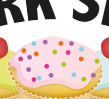 Come To The Dark Side ... We Have Cupcakes Sticker