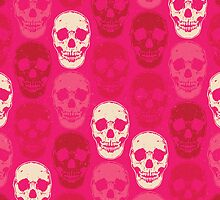 Saccharine Skulls by tracieandrews
