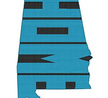 Alabama HOME state design by surgedesigns