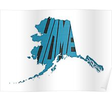 Alaska HOME state design Poster