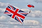 Flying The Flag 2 - The Red Devils - Duxford 2014 by Colin J Williams Photography