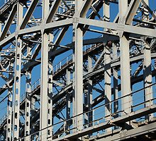 riveted  bridge by mrivserg