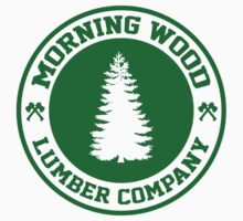 Morning Wood Lumber Co. by DesignFactoryD