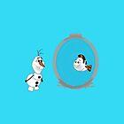Olaf Disney mashup by EmmaPopkin