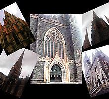 Cathedrals 3 by Tleighsworld