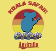 Koala Safari by dejava