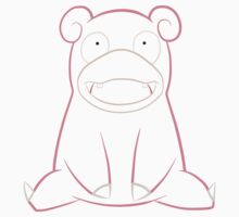 Slowpoke by ProxishDesigns