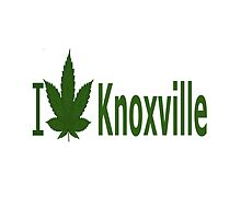 I Love Knoxville by Ganjastan