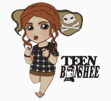 Teen banshee by Littleartbot