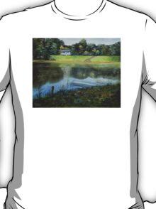 Rose Valley Lake Dock T-Shirt