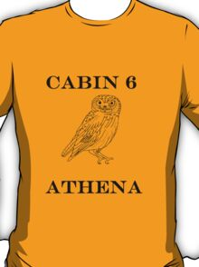 Camp Halfblood - Athena Cabin T-Shirt