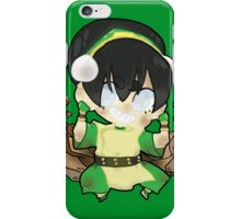 Avatar the Last Airbender || Toph iPhone Case/Skin