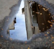 Reflection of Urban Life by rachelemk