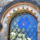 Church Window by Elisabeth Thorn