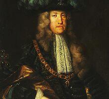 Charles VI, Holy Roman Emperor by PattyG4Life