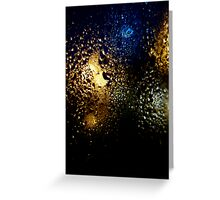 Condensation 62 - Cosmos Greeting Card