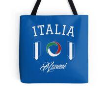 Italia Azzurri Tote Bag