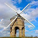 Chesterton Windmill Warwickshire by Avril Harris