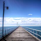 Hervey Bay Pier by Joel Bramley