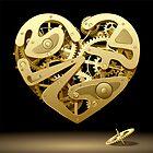 Clockwork Heart by maystra