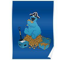Bounty - Cookie monster loves! Poster
