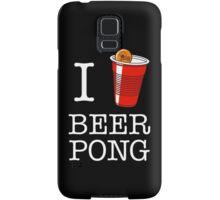 Beer Pong Samsung Galaxy Case/Skin