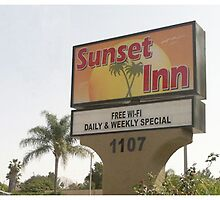 Sunset Inn Motel Escondido by wserve