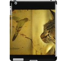 Birdwatching iPad Case/Skin