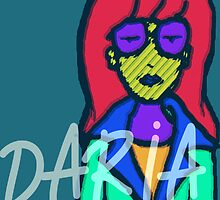 Daria Taught Me  by stoopkidswork