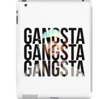 GANGSTA Q iPad Case/Skin