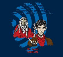 Merlin Theme by Toshkinsh