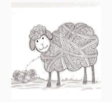 Tangled Sheep Kids Clothes