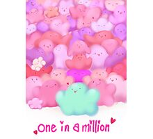 One In A Million Photographic Print
