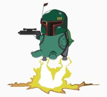 Bulba Fett (Star Wars and Pokemon Parody) by Ialokin
