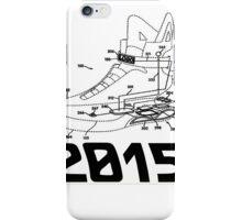 Back2thefuture iPhone Case/Skin