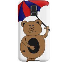bear 1 Samsung Galaxy Case/Skin