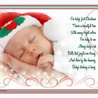 Baby's 1st Christmas by Doreen Erhardt