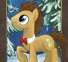 A Dr Whooves Christmas by EchoesLight