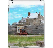 Louisbourg Fortess iPad Case/Skin