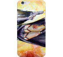 Firey Gunfight iPhone Case/Skin