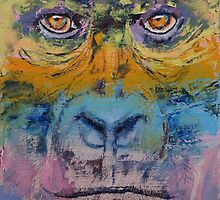 Gorilla by Michael Creese