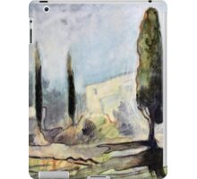 Borgo del Grillo 2, Tuscany iPad Case/Skin