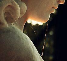 Webbed Angel by Kerri Ann Crau