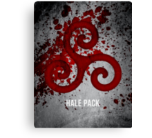 Hale Pack Canvas Print