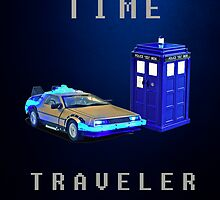 Time Traveler by Mellark90