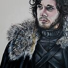 Jon Snow by Andrew Taylor