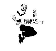 Book of Mormont Photographic Print