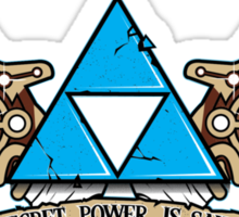 Power Arrow Sticker