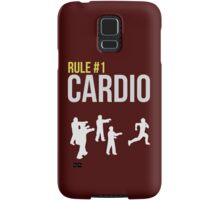Zombie Survival Guide - Rule #1 Cardio Samsung Galaxy Case/Skin